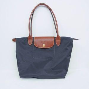 "Longchamp Le Pliage ""Shopping"" Tote Bag"